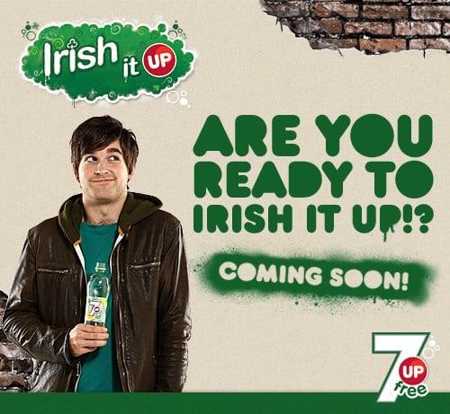 Irish It UP