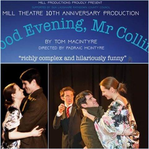 Good Evening Mr Collins