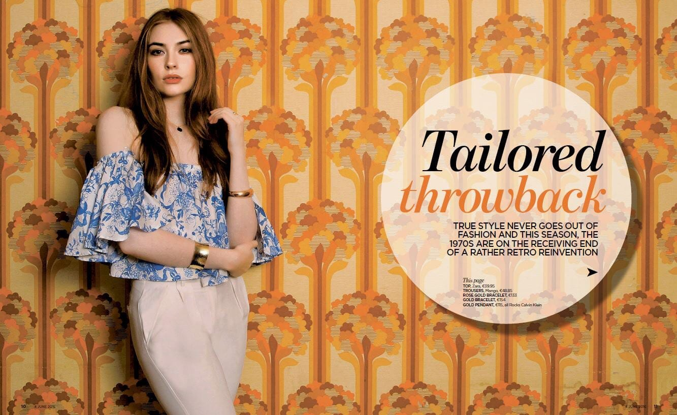 You Mag showcases the best of 70's chic!