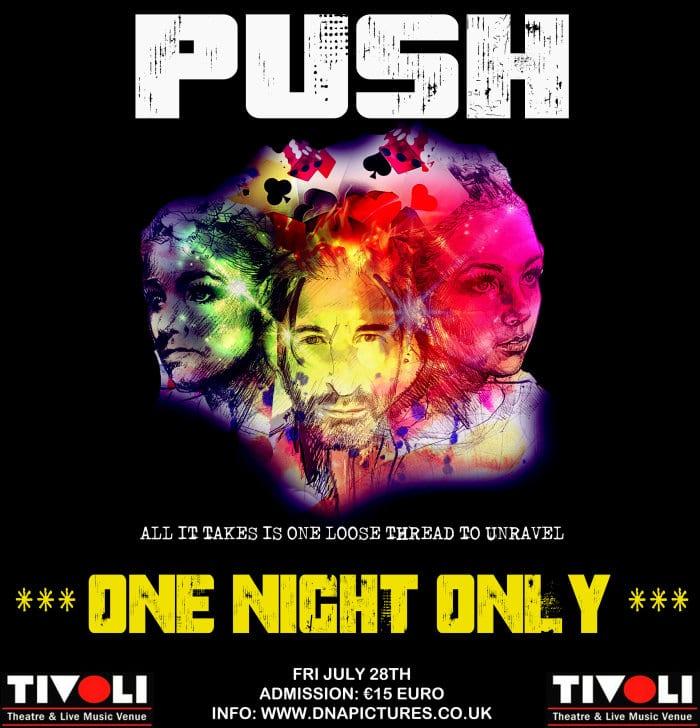 Push…