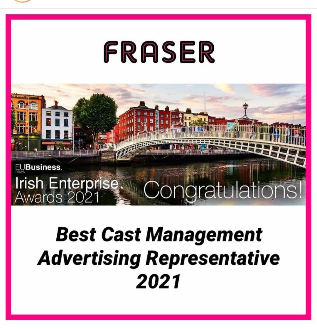 Fraser Agency…..An Award Winning Agency…